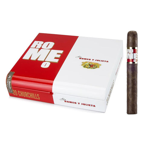 Image of ROMEO BY ROMEO Y JULIETA Packs and Boxes Cigars - Cigar boulevard