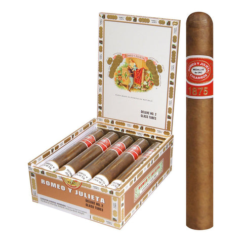 Image of Romeo y Julieta 1875 ¨BOXES and SINGLES¨