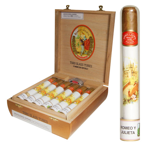 Image of ROMEO Y JULIETA VINTAGE Packs, Box and Singles Cigars - Cigar boulevard