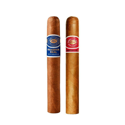 Romeo y Julieta RESERVA REAL HERO SAMPLER Box of 8 cigars