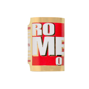 ROMEO by Romeo y Julieta ¨BOXES AND SINGLES¨