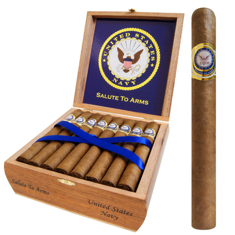 NAVY MILITARY CIGARS & HUMIDORS