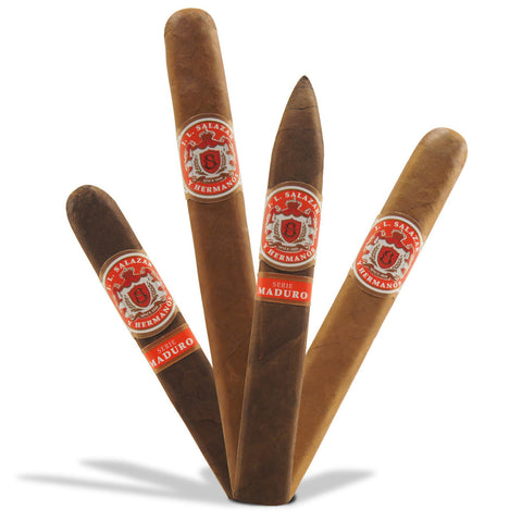 Image of J.L. SALAZAR Y HERMANOS SERIES MADURO Cigars