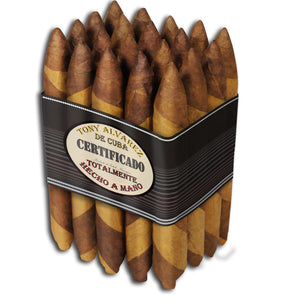 TONY ALVAREZ Doble Capa Chairman, Churchill, Robusto, Toro, Torpedo, Salomon - Cigar boulevard