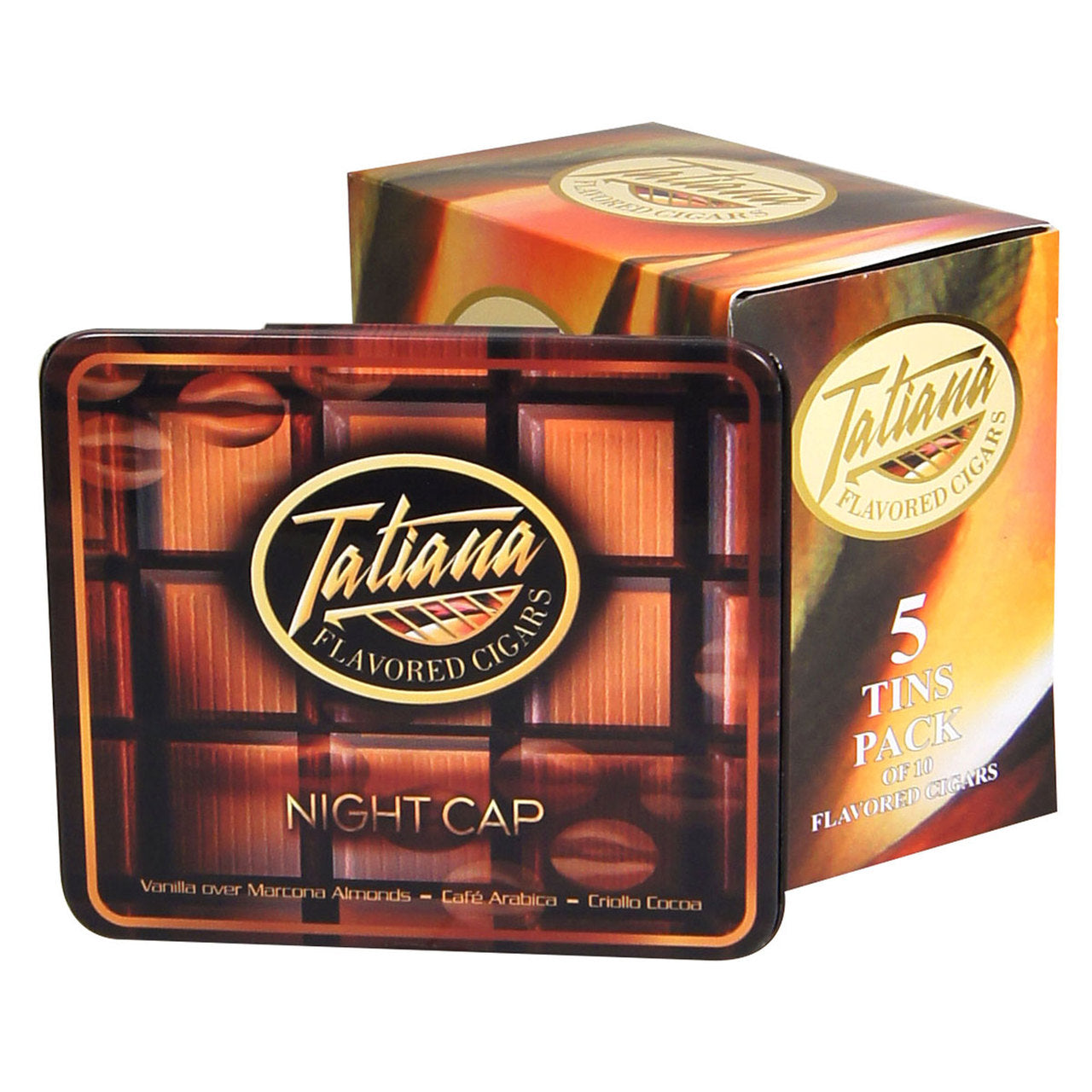 Tatiana Night Cap - Cigar boulevard