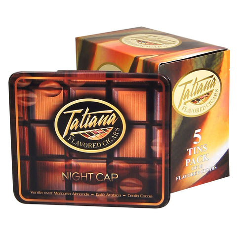 Image of Tatiana Night Cap - Cigar boulevard