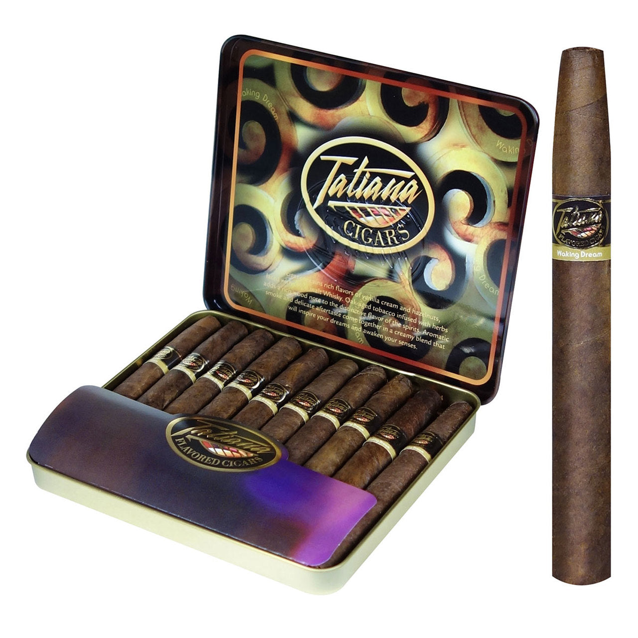 Tatiana Waking Dream - Cigar boulevard