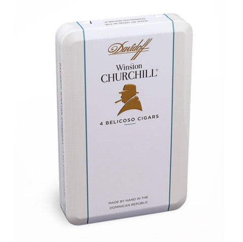 Image of Davidoff WINSTON CHURCHILL ¨BOXES and SINGLES¨
