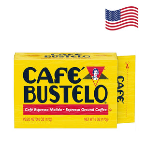 AMERICAN COFFEE ESPRESSO GROUND Pack of 6 Oz