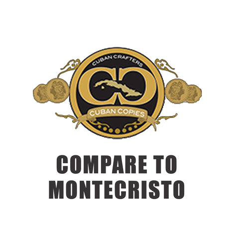Image of Cuban Copy COMPARE TO MONTECRISTO