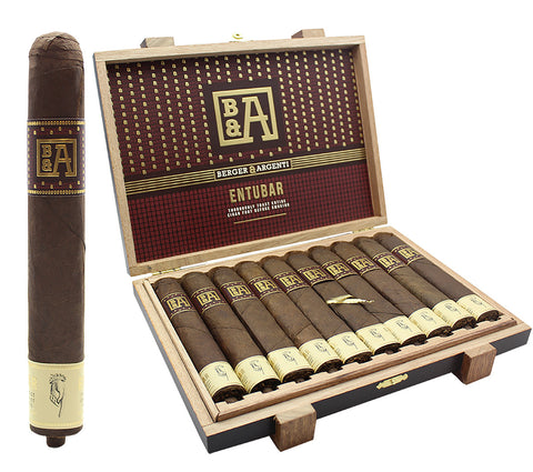 Image of BERGER & ARGENTI ENTUBAR (Pack and Box Cigars) - Cigar boulevard