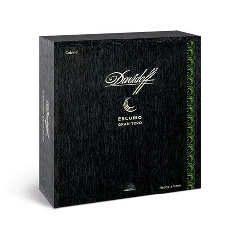 Davidoff ESCURIO ¨BOXES and SINGLES¨