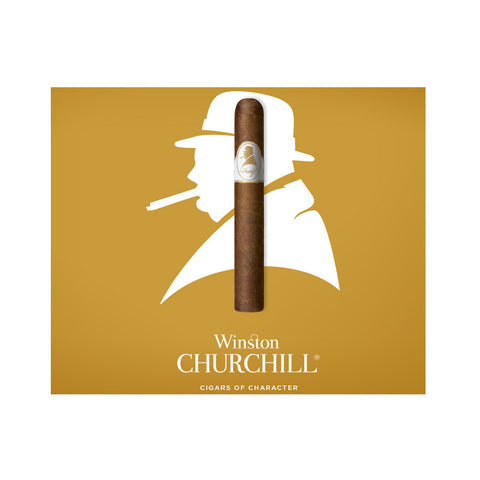 Image of Davidoff WINSTON CHURCHILL ¨BOXES, TINS and SINGLES¨