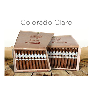 Davidoff COLORADO CLARO ¨5 DIFFERENT BOXES¨