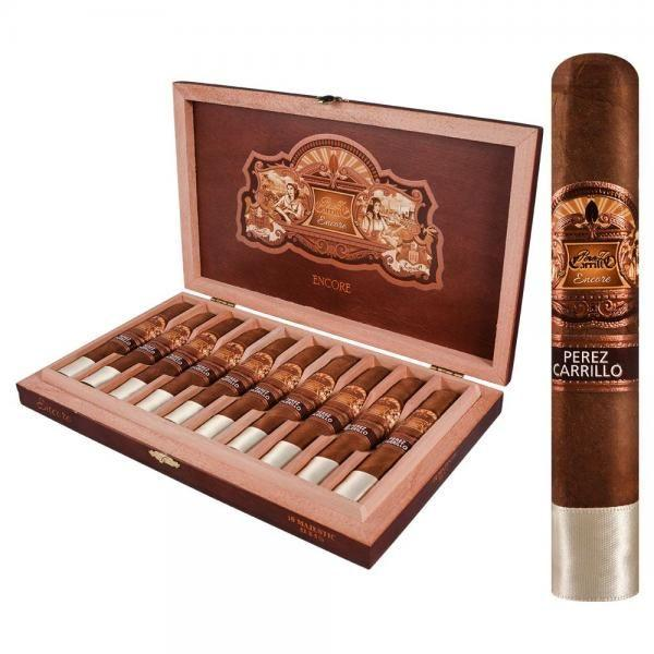 EP CARILLO ENCORE BOX CIGARS
