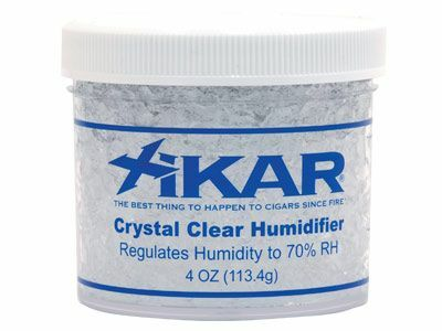 Image of Xikar Crystal Gel Humidification Jar 2oz/ 4oz