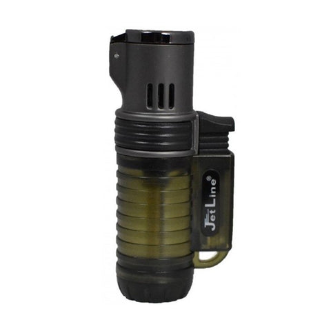 Jetline Pocket Triple Torch Cigar Lighter