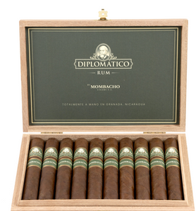 MOMBACHO DIPLOMATICO (Box and Single Cigars)