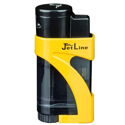 Image of Jetline PHANTOM Triple Jet Cigar Lighter