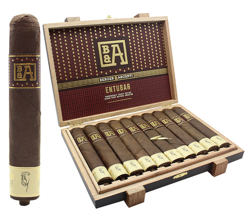 BERGER & ARGENTI ENTUBAR (Pack and Box Cigars) - Cigar boulevard