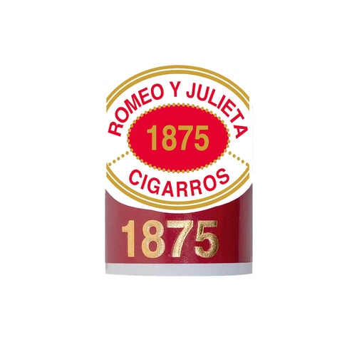 Image of 1875 by Romeo y Julieta ¨BOXES and SINGLES¨