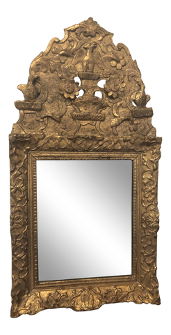 17th Century French Wedding Mirror