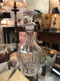 Baccarat Cut Crystal Decanter