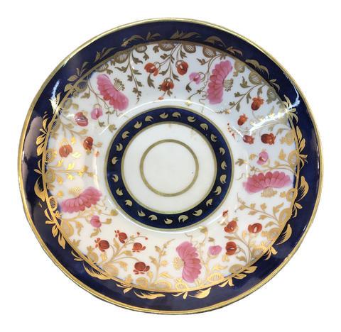 Early 19th Century English Worcester Dish