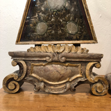 French Triangular Reliquaries - a Pair