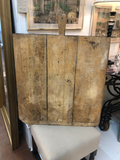Very Wide Old European Cutting Board