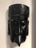 World War II Era Indonesian Mask