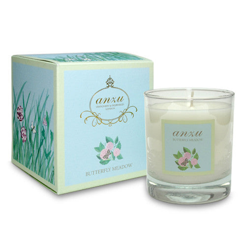 Butterfly Meadow candle