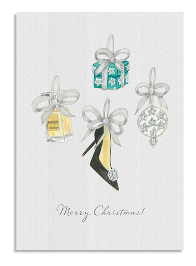 Christmas Goodies card