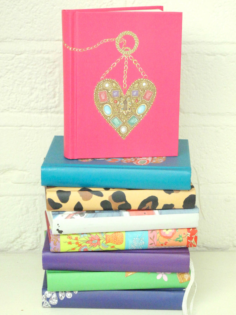 Heart Locket notebook
