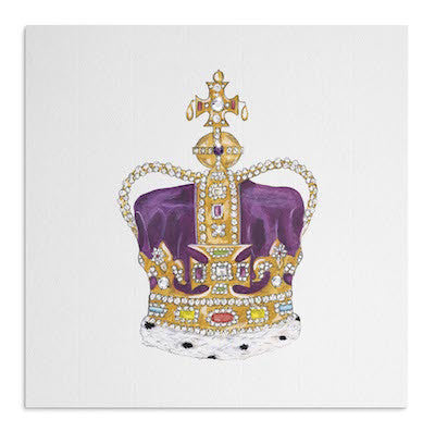 Royal Crown card