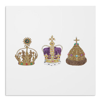 Christmas Kings card