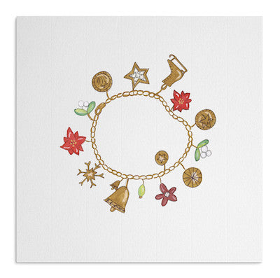 Charmed Christmas card