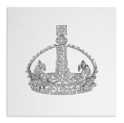 Queen's Crown card