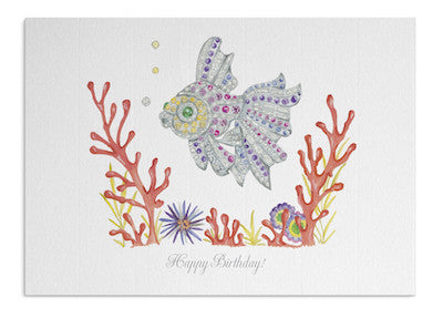 Jewel Fish card