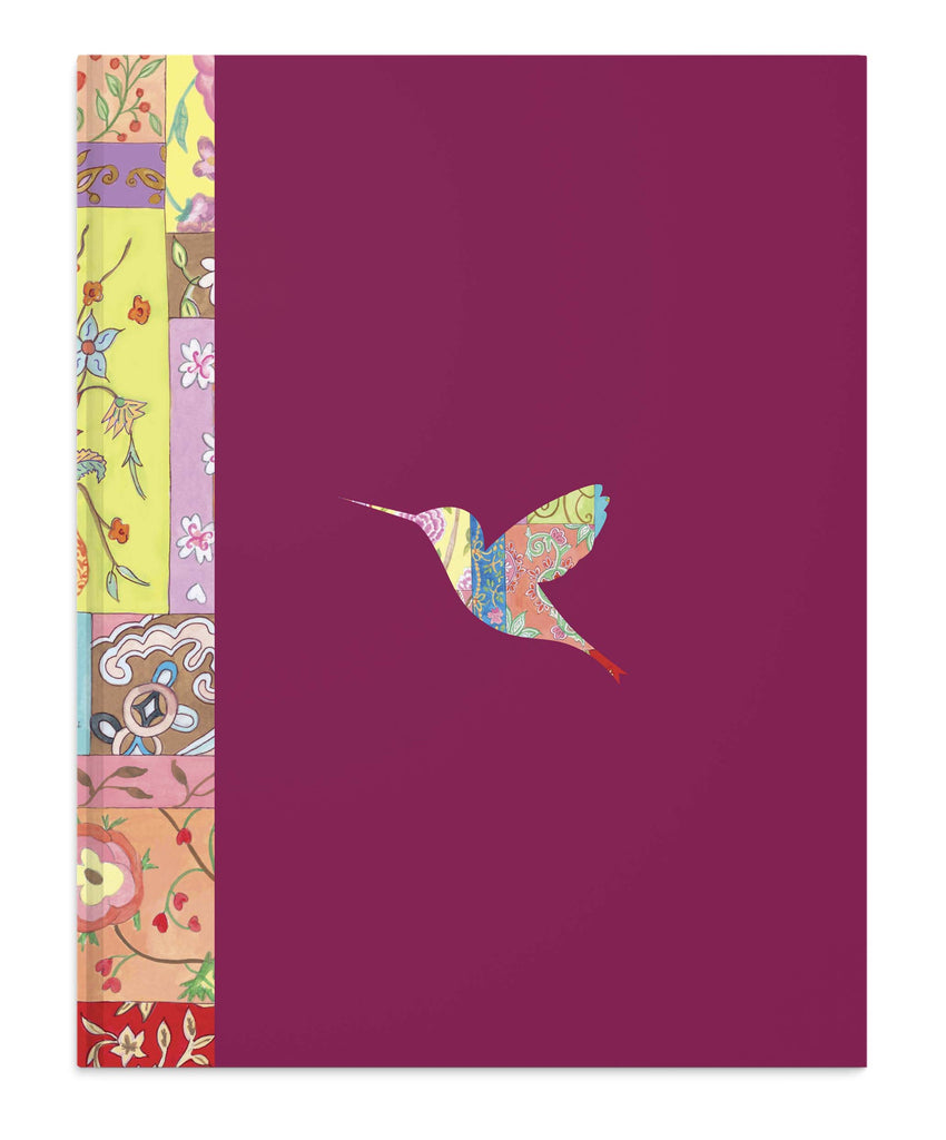 Hummingbird notebook