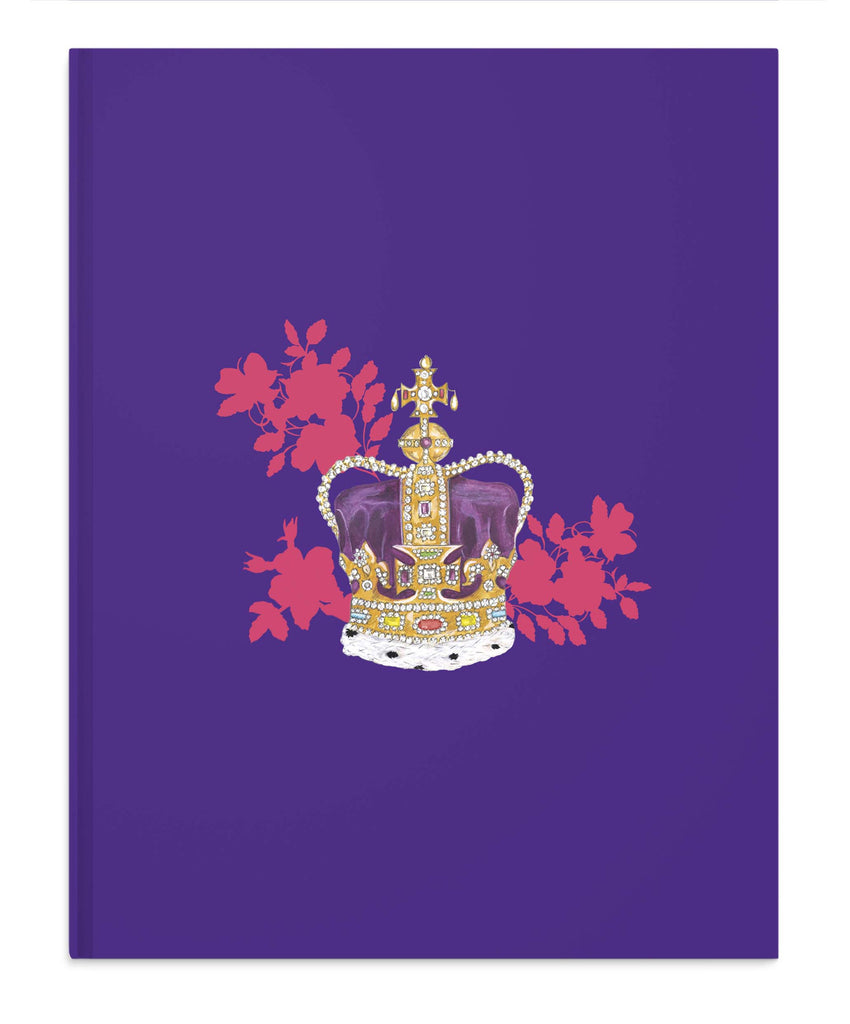 Royal Crown Notebook