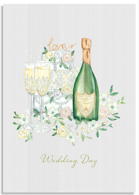 Wedding Love card
