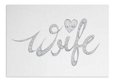 Crystal Wife card