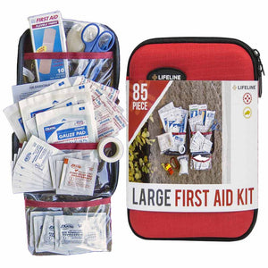 Emergency Preparedness Kit For Four People