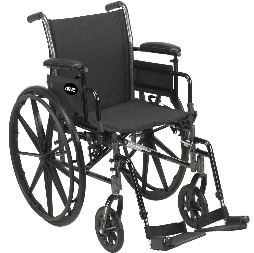 Standard Manual Wheelchair Rental - Minneapolis