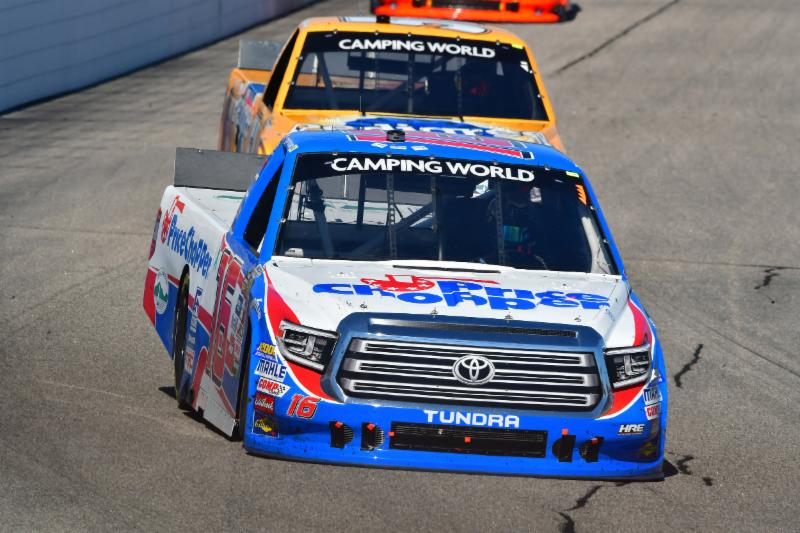 New Hampshire Motor Speedway Race Recap