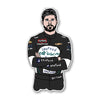 Cartoon Go Ryan Decal
