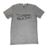 Go Ryan Tee - Heather
