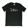 Go Ryan Tee - Vintage Black