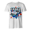 Patriotic Ryan Truex No. 40 Marquis Racing Tee